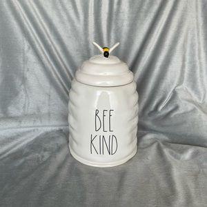 Rae Dunn Bee Kind Canister